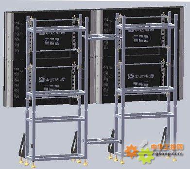 模块化安装支架